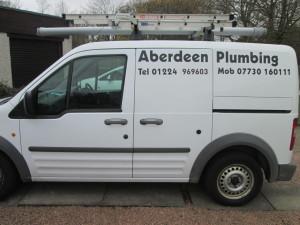 Aberdeen plumbing services